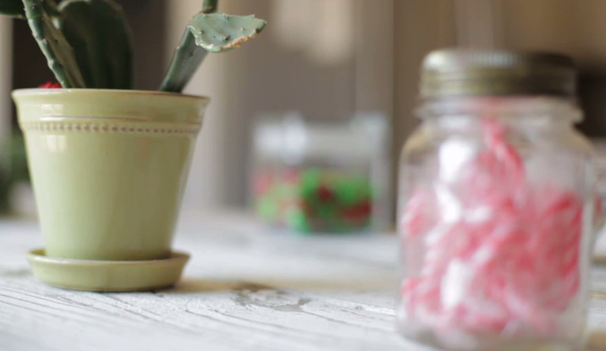 what's in the candy jars? click to find out